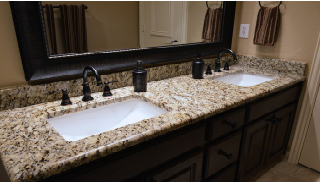 Bathroom Countertops & Vanities