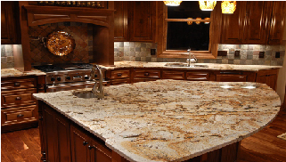 Kitchen Countertops & Islands